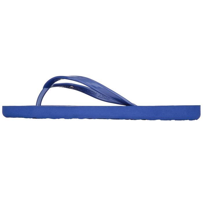 Zehensandalen Roxy Sandy blau