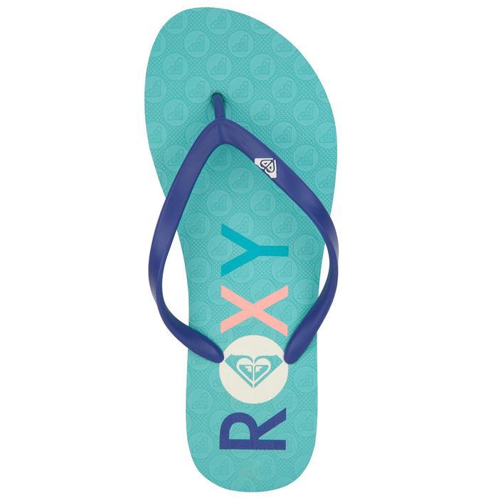 Tongs Roxy SEA Light bleu