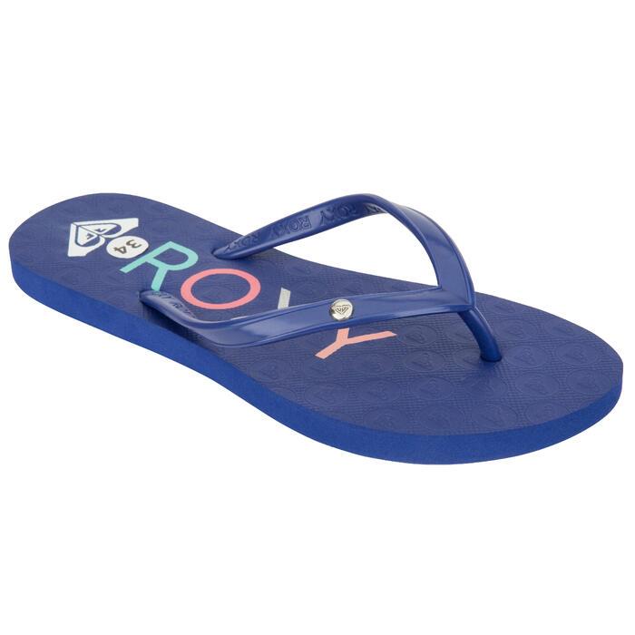 Tongs Roxy SANDY blue - 1145480