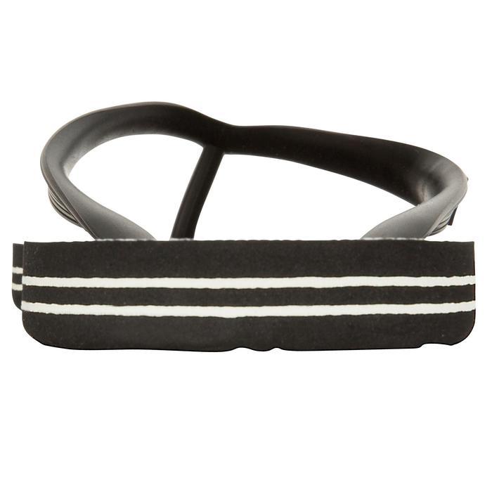 Tongs Quiksilver Division Noir gris - 1145508