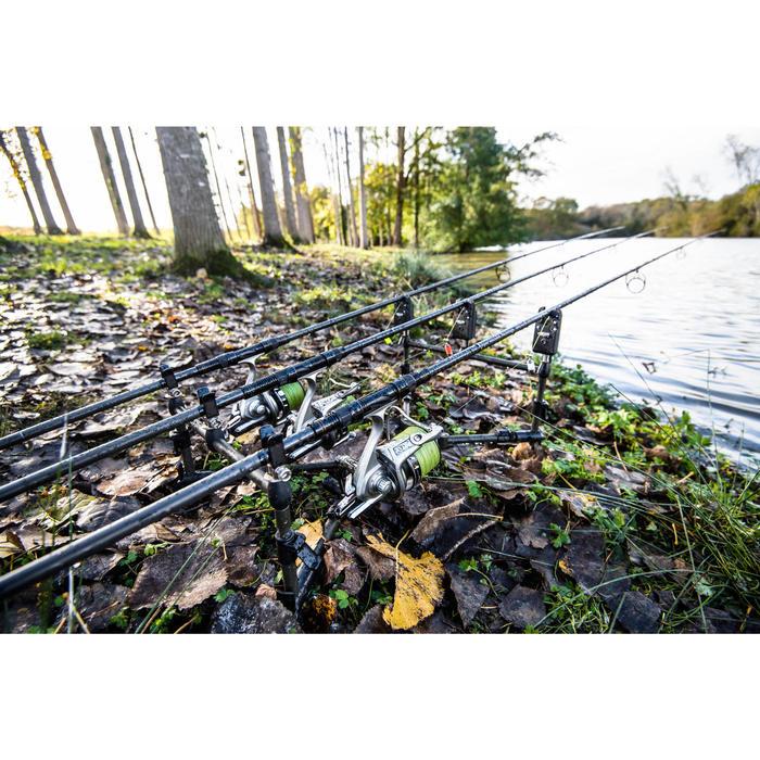 Canne pêche de la carpe XTREM-9 SLIM 390 - 1145597