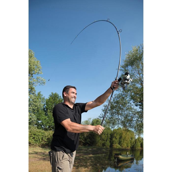 Canne pêche de la carpe XTREM-9 SLIM 390 - 1145598