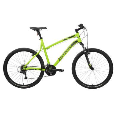 "Mountainbike 26"" Rockrider 340 Alu neongelb"
