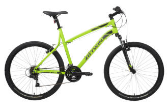 BTT ROCKRIDER 340 YELLOW 26