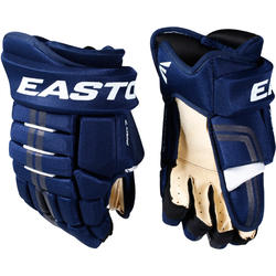 Hockeyhandschoenen Pro 7 marineblauw