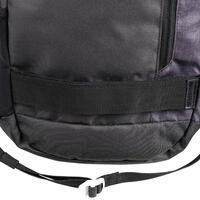 23L Skateboarding Backpack Mid - Black