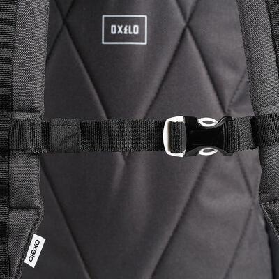 حقيبة ظهر للتزلج سعة 23 لترًا - أسود