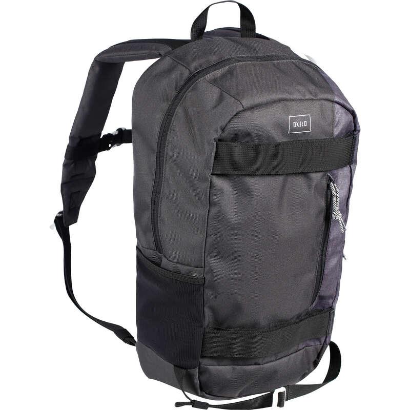 Deskorolki Rolki i wrotki - Plecak MID 23 L OXELO - Rolki i wrotki