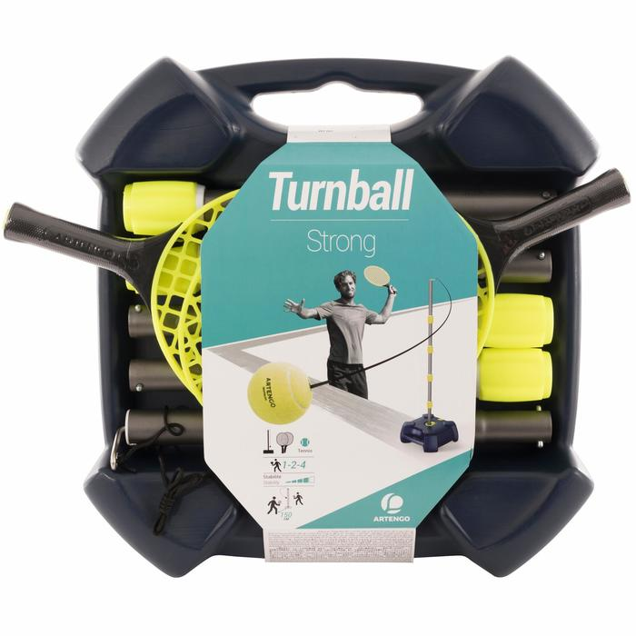 "Speedball-Set (Mast, 2 Schläger, Ball) ""Turnball Strong"""