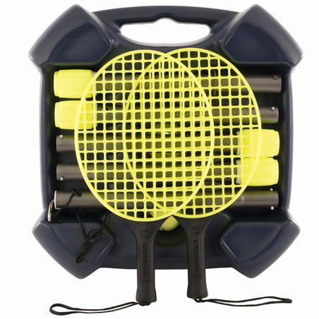 Speedball Set Turnball Strong (1 post, 2 rackets, and 1 ball)