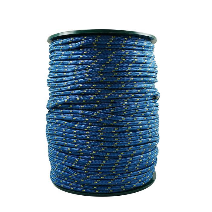 CORDELETTE AU METRE - 4MM Bleu