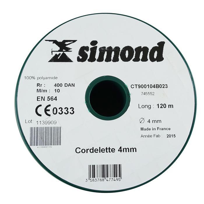 CORDINO POR METROS 4 mm