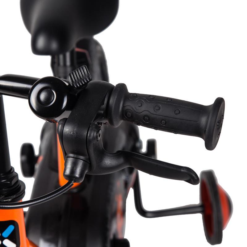"""Bicicleta para niños 14"""" 3-5 Años 500 Robot CN FR BTWIN"""