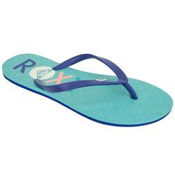 Slippers Roxy Sea Light blauw