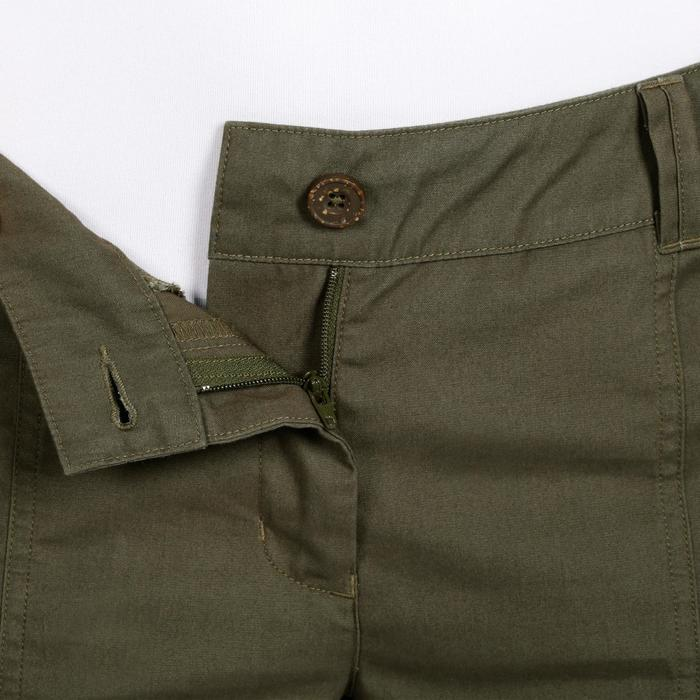 Pantalon TRAVEL 100 femme - 1146207