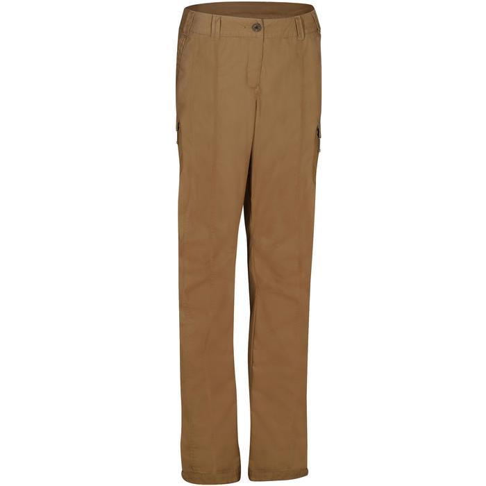 Pantalon TRAVEL 100 femme - 1146212