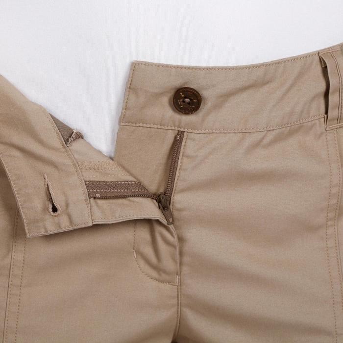 Pantalon TRAVEL 100 femme - 1146216