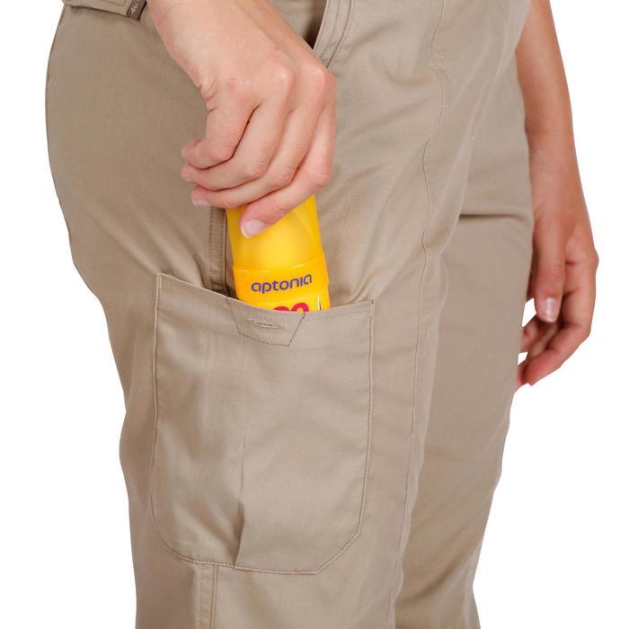 Pantalon TRAVEL 100 femme - 1146230