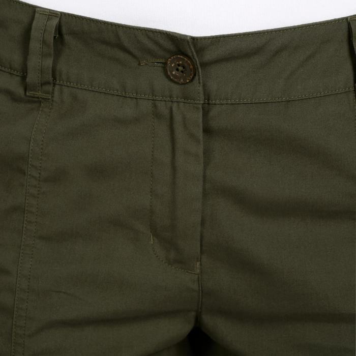 Pantalon TRAVEL 100 femme - 1146237