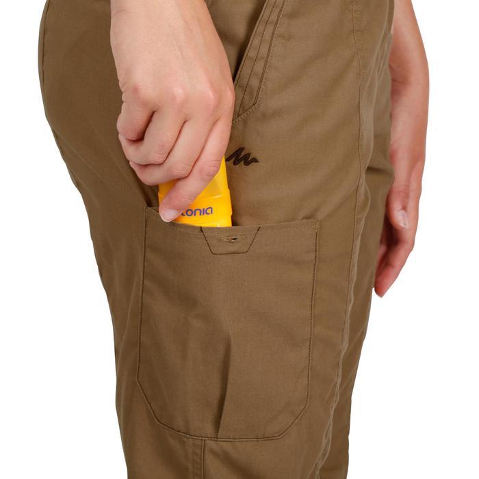 Pantalon TRAVEL 100 femme - 1146261