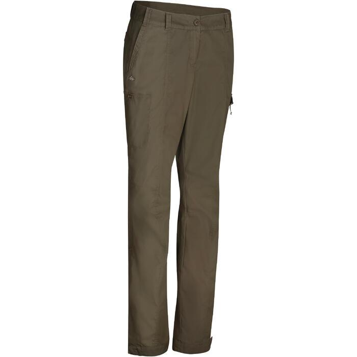 Pantalon TRAVEL 100 femme - 1146272