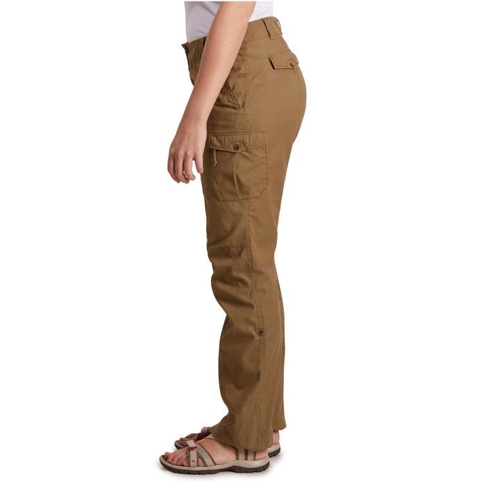 Pantalon TRAVEL 100 femme - 1146303