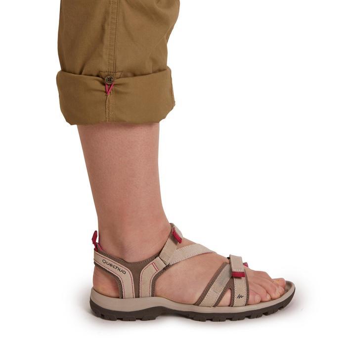Pantalon TRAVEL 100 femme - 1146312