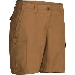 Travel 100 Women's Shorts - Brown