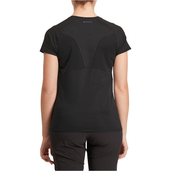 Tee-Shirt manches courtes randonnée Techfresh 100 femme - 1146356