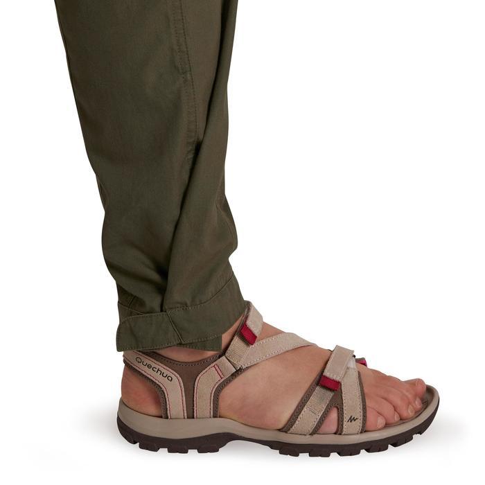 Pantalon TRAVEL 100 femme - 1146380