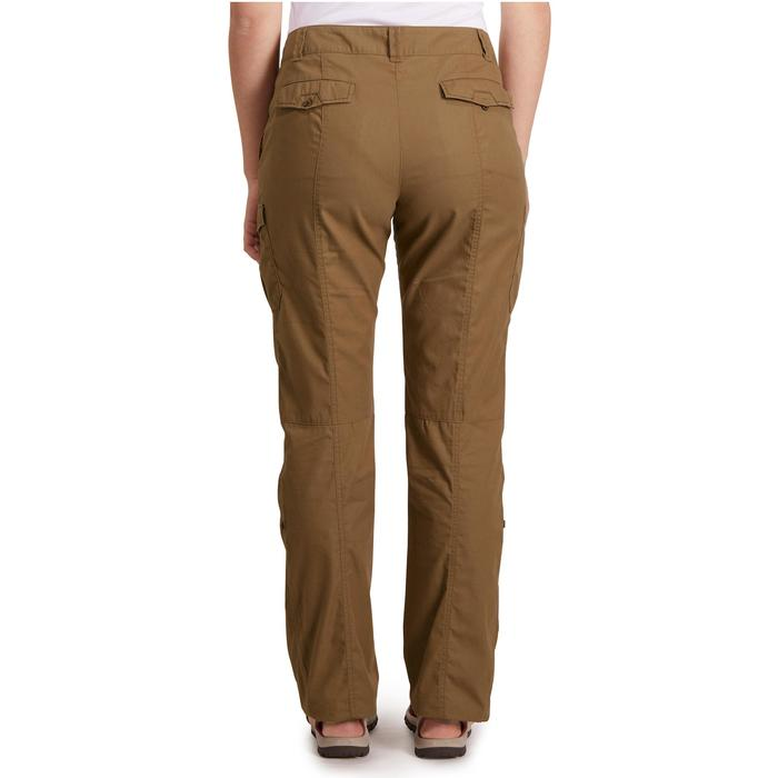 Pantalon TRAVEL 100 femme - 1146393