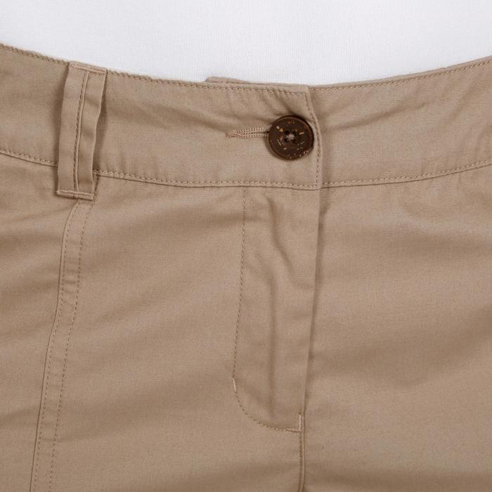 Pantalon TRAVEL 100 femme - 1146413