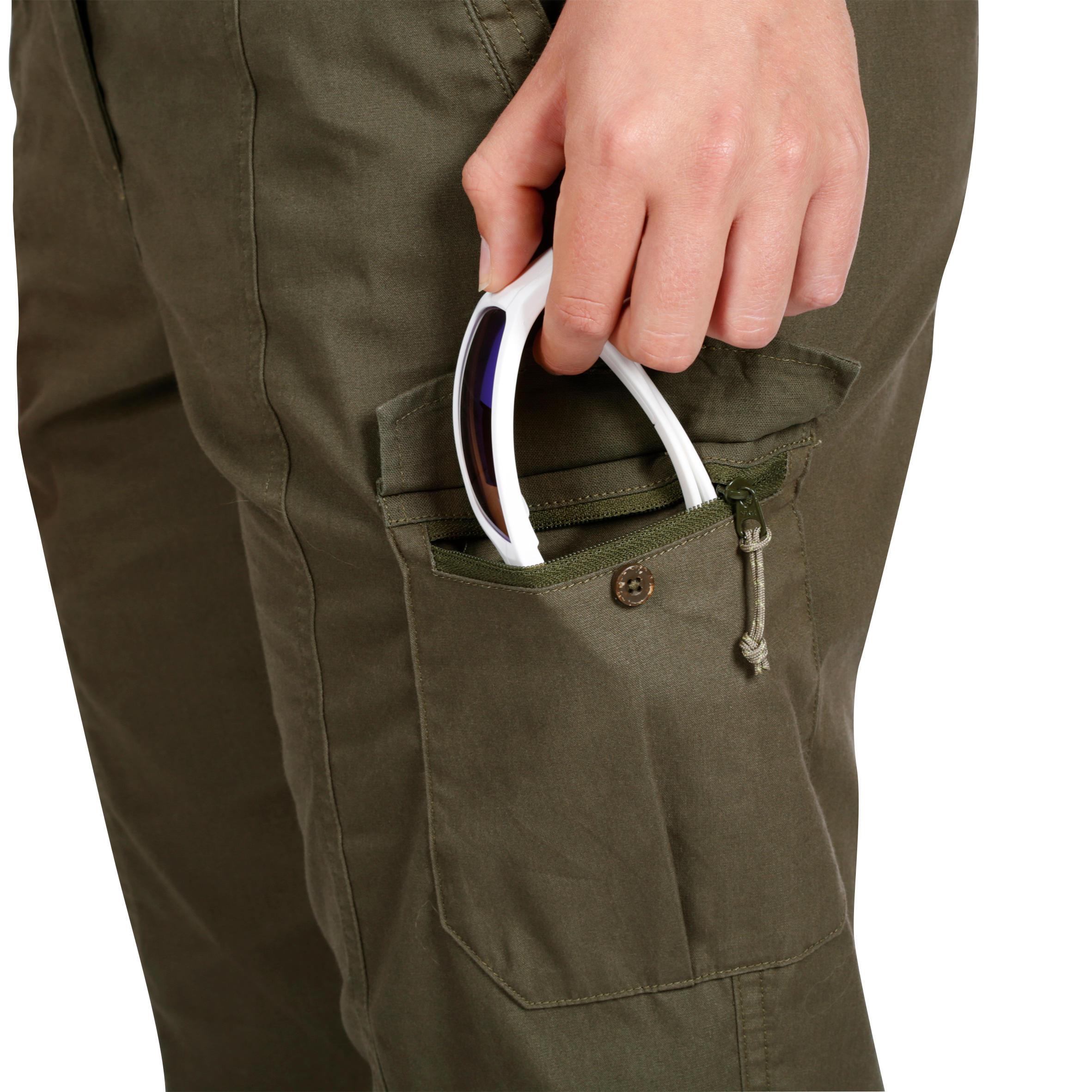 Travel 100 Women's Trousers - Khaki