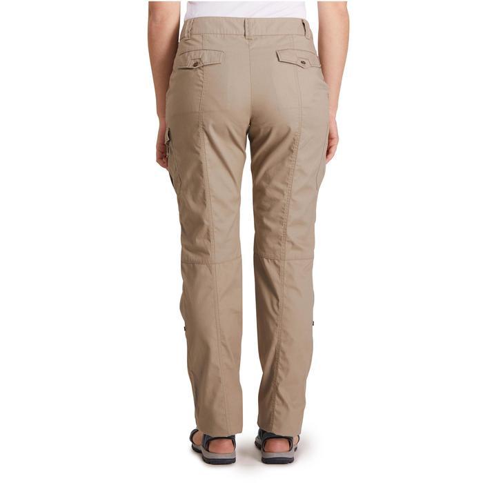 Pantalon TRAVEL 100 femme - 1146426