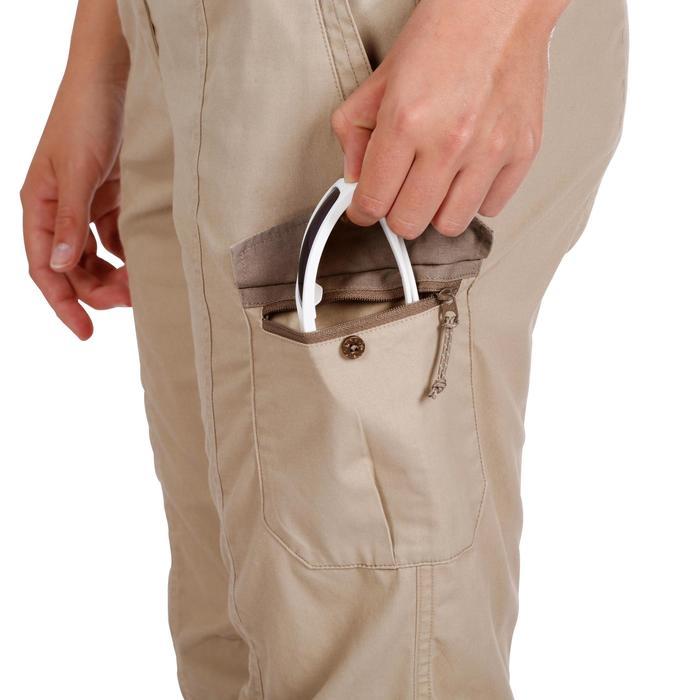 Pantalon TRAVEL 100 femme - 1146458