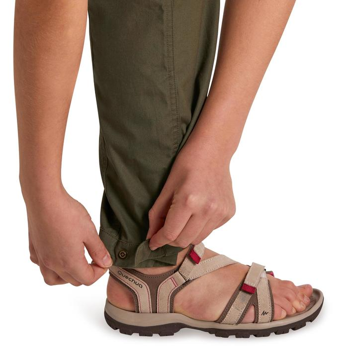Pantalon TRAVEL 100 femme - 1146477