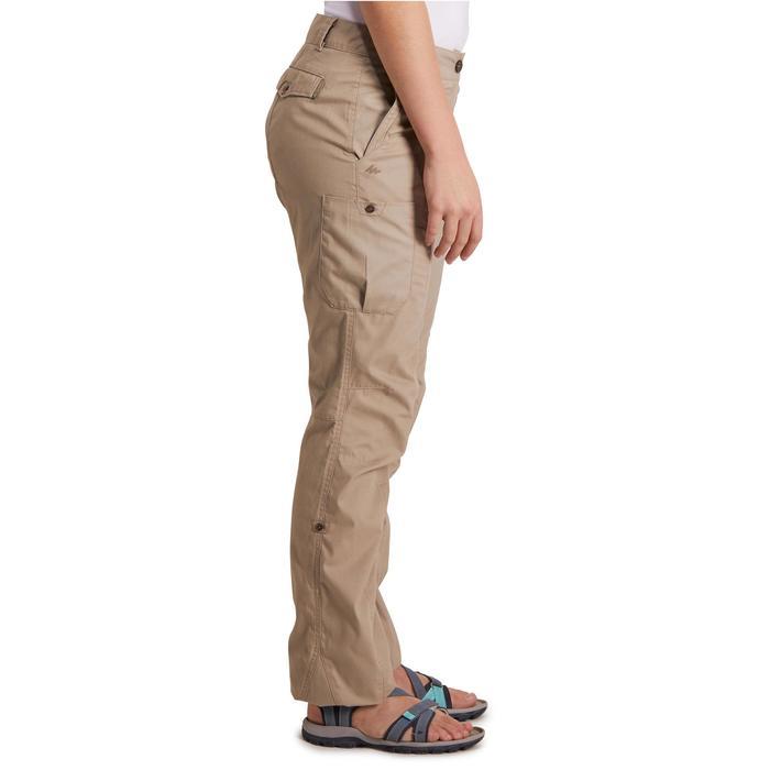 Pantalon TRAVEL 100 femme - 1146490