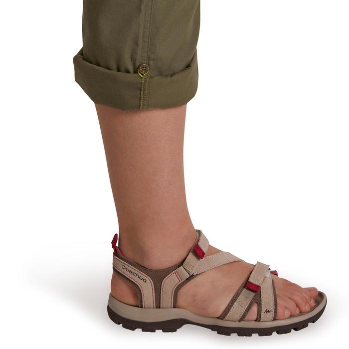 Pantalon TRAVEL 100 femme - 1146492
