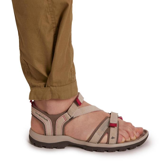 Pantalon TRAVEL 100 femme - 1146502