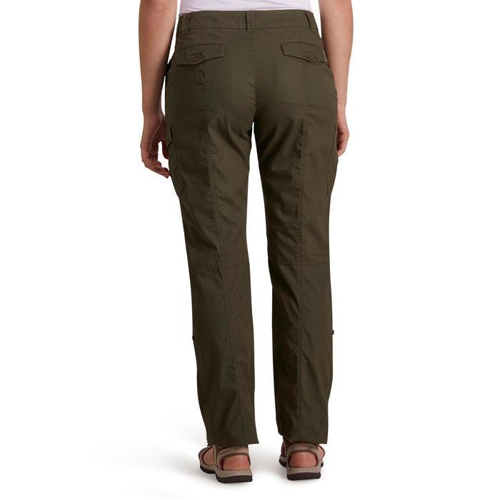 Pantalon TRAVEL 100 femme - 1146519