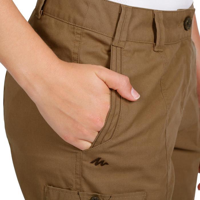 Pantalon TRAVEL 100 femme - 1146521