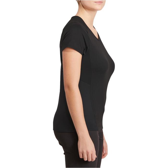 Tee-Shirt manches courtes randonnée Techfresh 100 femme - 1146540
