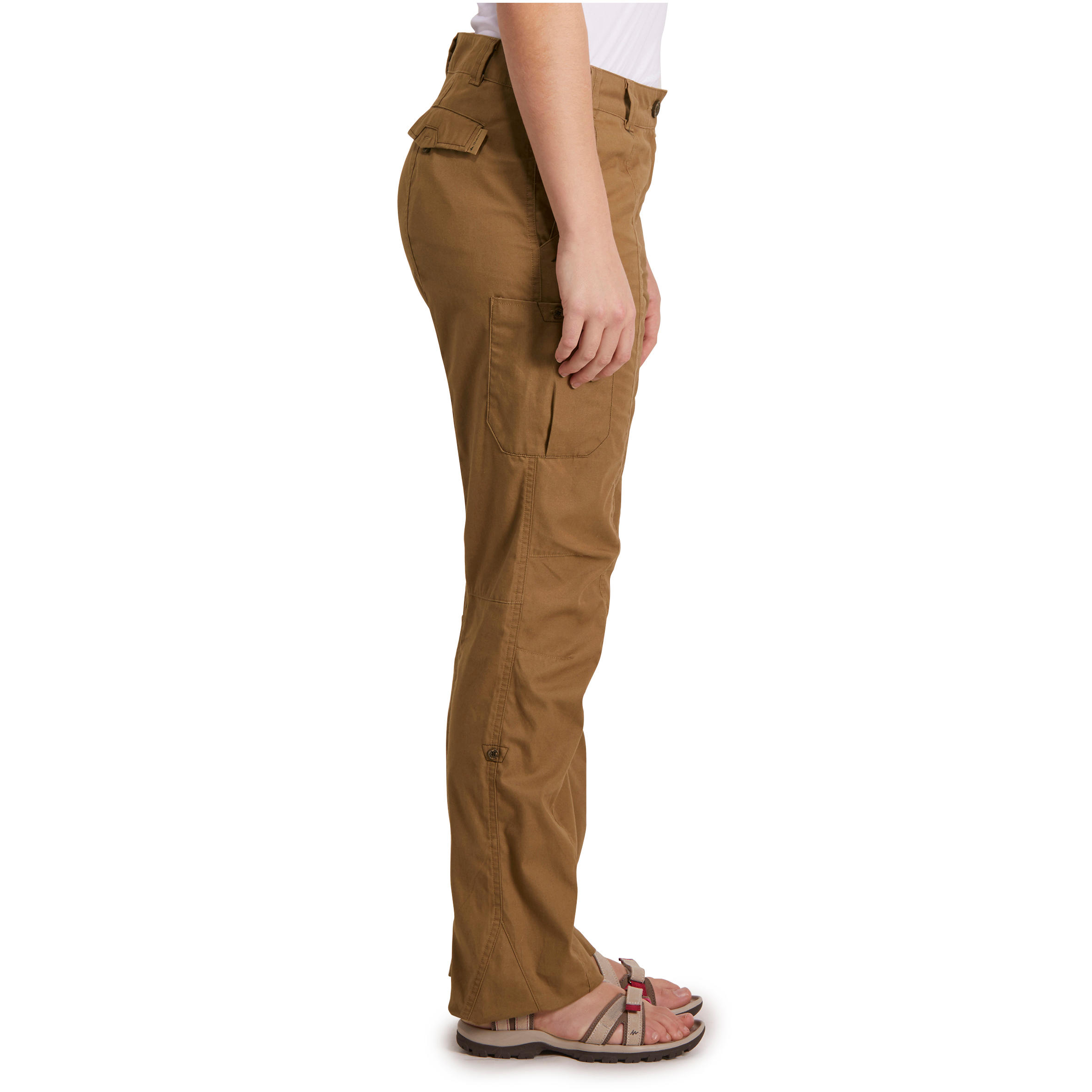 Travel 100 Women's Trousers - Brown