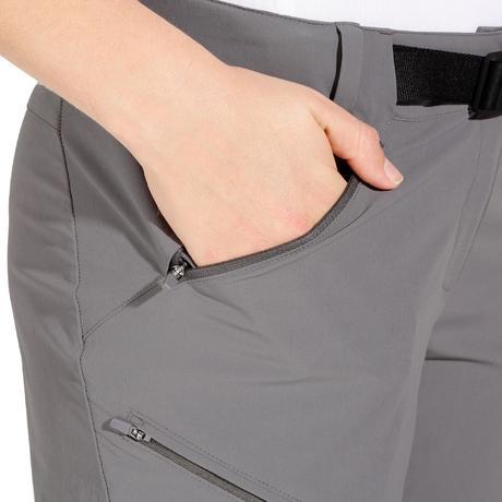405c875e1f9 Pantalon de randonnée montagne Femme MH500 Gris. Previous. Next
