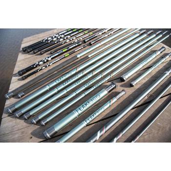 Telescopische hengel voor statisch karperhengelen Lakeside-5 Power 450