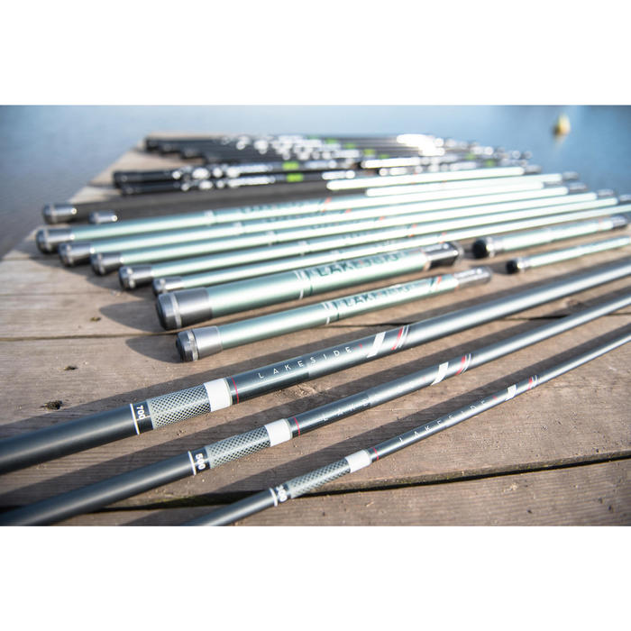 Hengel voor statisch vissen Lakeside-9 700