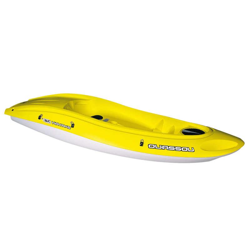 KAYAKS RIGIDI ESCURSIONISMO Sport Acquatici - Kayak monoposto rigido OUASSOU surf BIC SPORT - Kayak e canoe