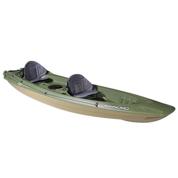 Canoê Kayak de pêche Trinidad fishing vert 2 places - 1146641
