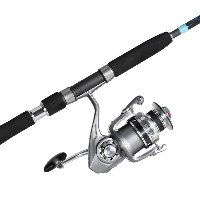 Conjunto Jig KAZOA 6.2 pesca en el mar