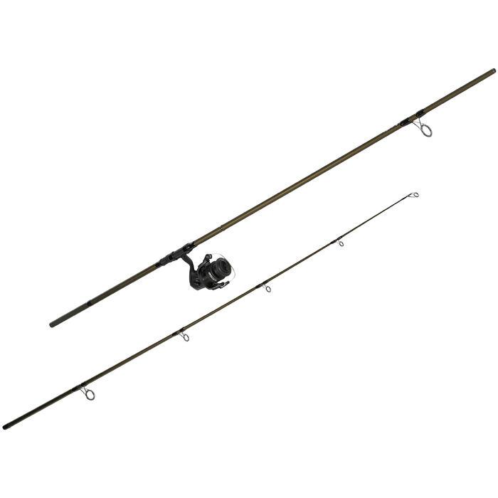 Angelcombo Karpfenangeln Xtrem-1 360